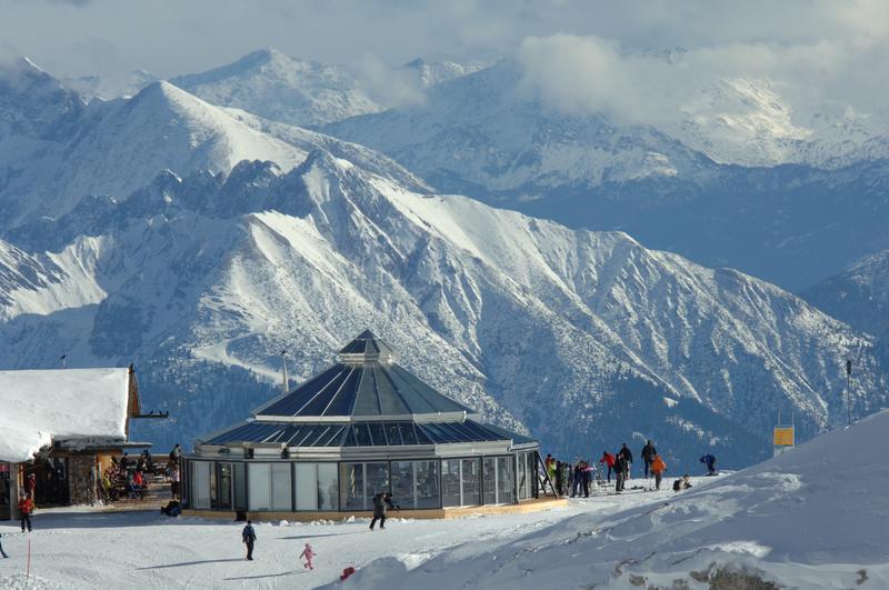 Restaurant Gletschergarten Zugspitze – Garmisch-Partenkirchen