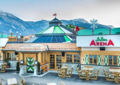 Alm Arena – Hauser Kaibling