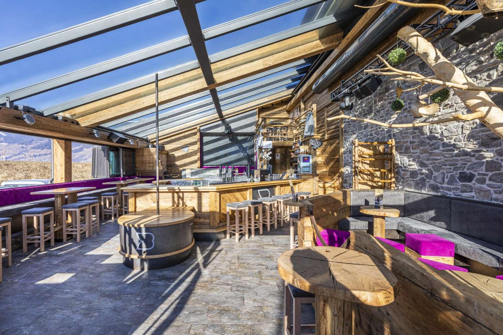 Open Air Apres Ski - Baumbar Kaprun