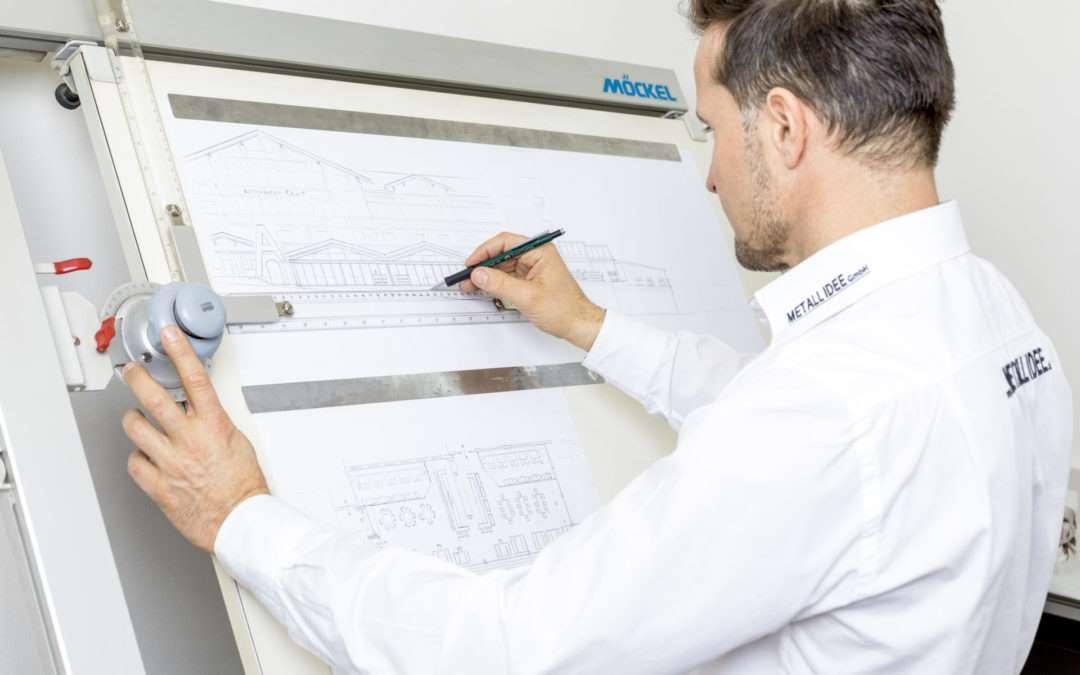 Entwurf, Planung & Ausführung