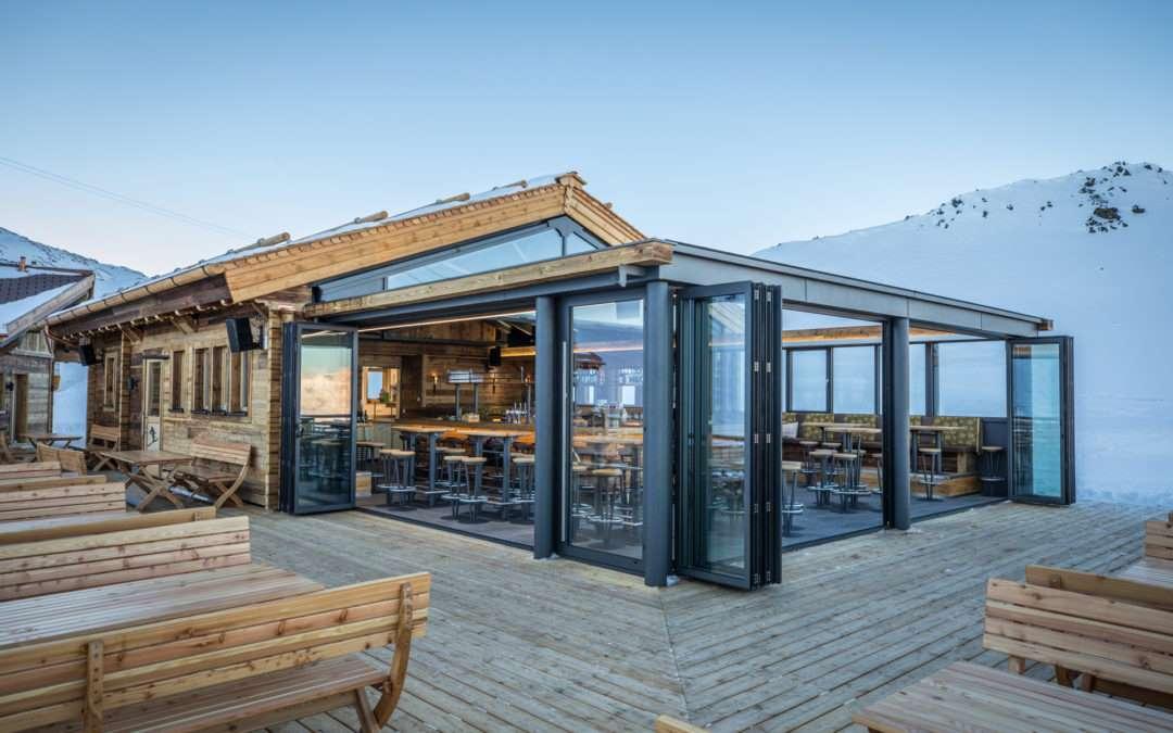 Open Air Hütte