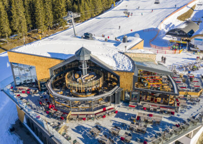 Open Air Apres Ski - Umbrellabar Maria Alm
