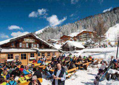 Garnhofhütte – Zauchensee