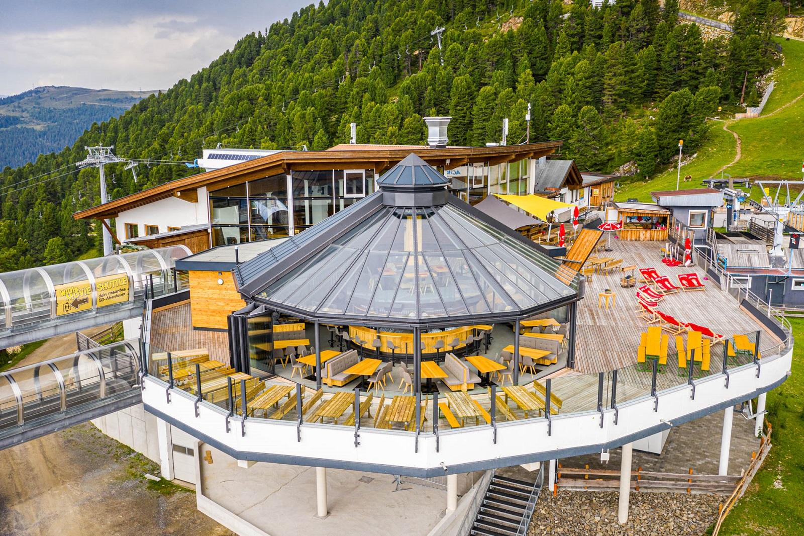 Open Air Apres Ski - Kristallbar Ötz